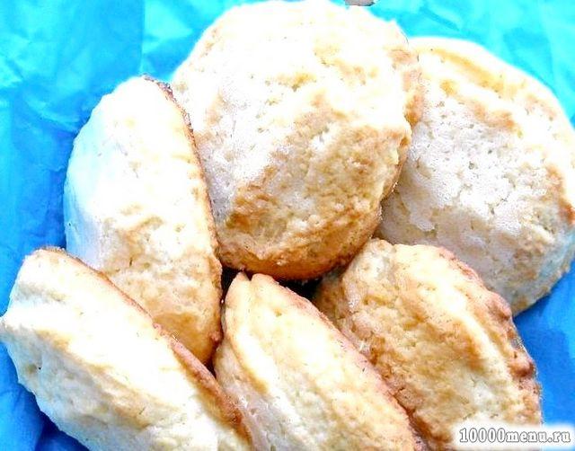 Фото - Печиво лимонне під