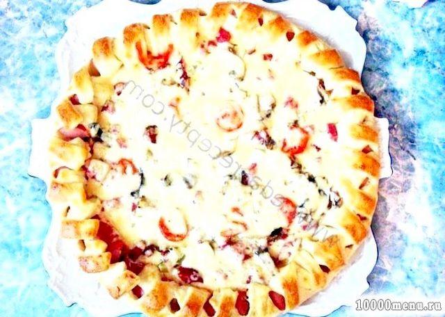 Фото - Піца святкова