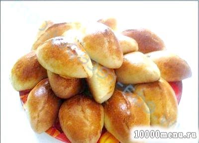 Фото - Пиріжки з капустою