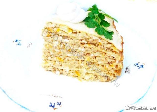 Фото - Рязанський блінчатий пиріг
