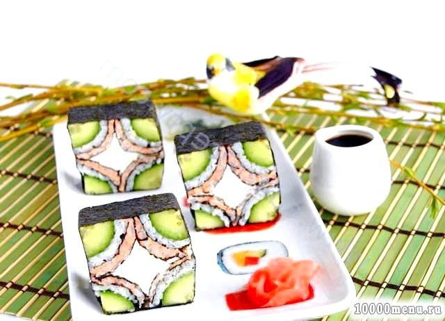 Кулінарний рецепт суші