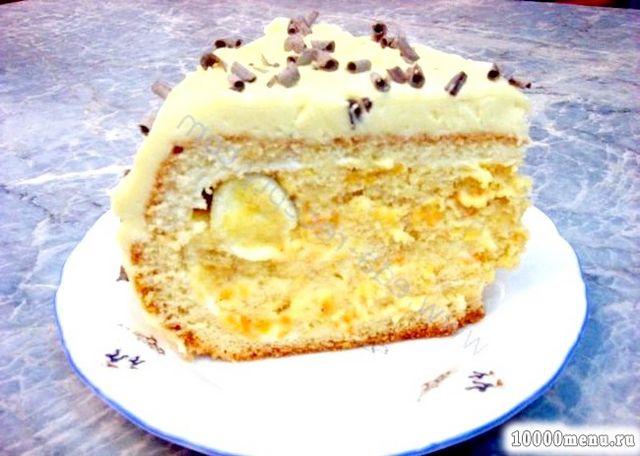 Фото - Шматочок торта