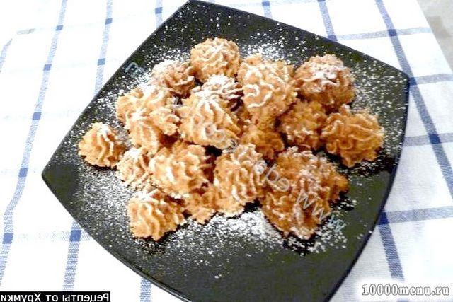 Фото - Смачне печиво Сирно-яблучне