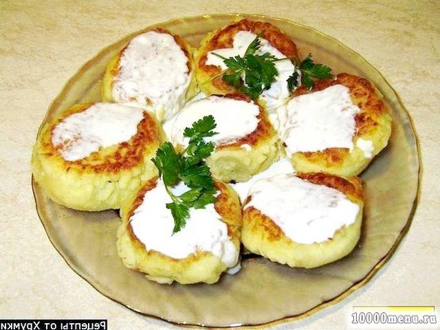 Фото - Зрази картопляні