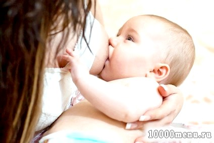 Мамине молоко для малюка