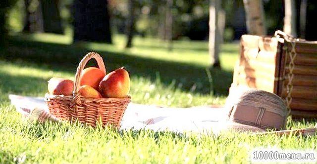 Відпочинок: виїжджаємо на пікнік