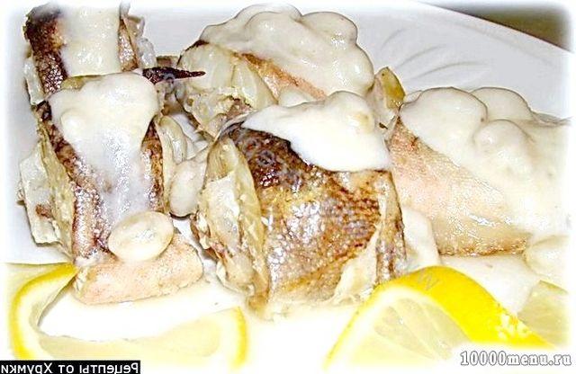 Фото - Креветочная риба Конгрів