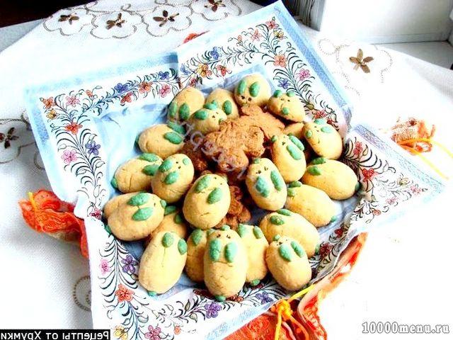 Фото - Печиво домашнє пісочне Зайчата
