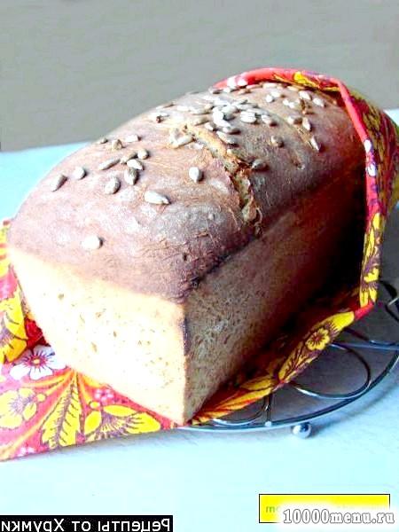 Фото - У наступному рецепті буде хліб на цій заквасці.