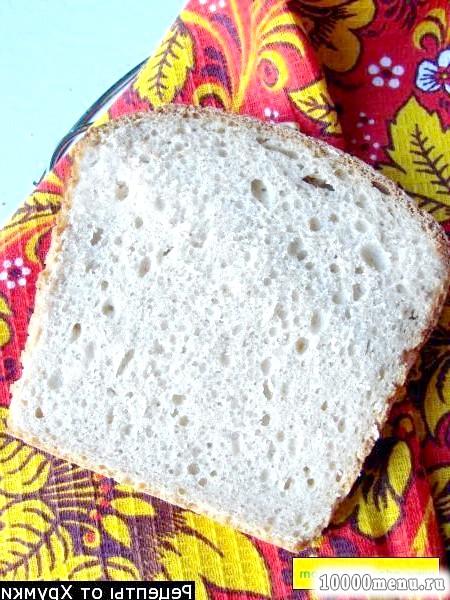 Фото - Ось такий виходить хліб.
