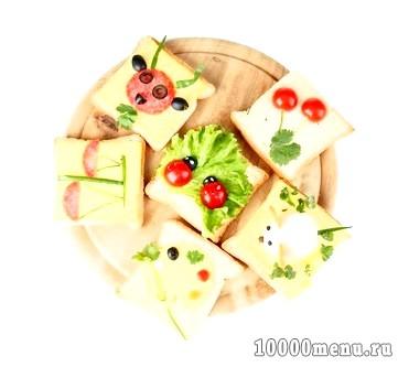 Веселі страви для дітей