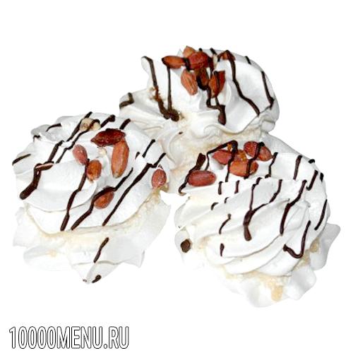 Повітряні тістечка (меренги). калорійність повітряних тістечок