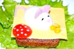 Забавні бутерброди