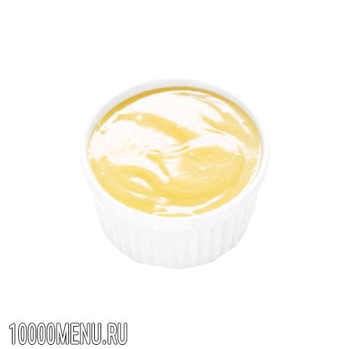 Заварний лимонний крем
