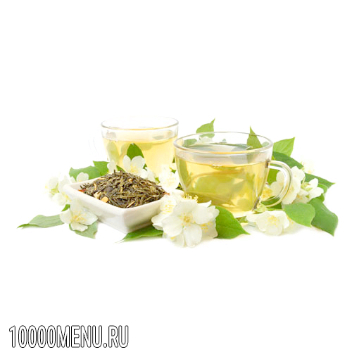 Зелений чай з жасмином. властивості і користь зеленого чаю з жасмином